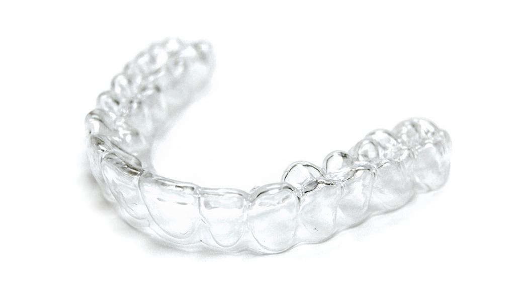 ortodoncia invisible férula