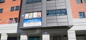 Imagen de la fachada de la Clínica