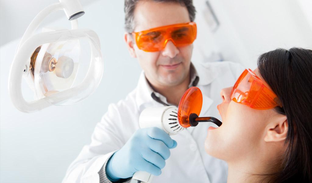 blanqueamiento dental en Valdemoro